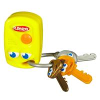 PLAYSKOOL COOL CREW PARKER THE TALKING KEY CHAIN