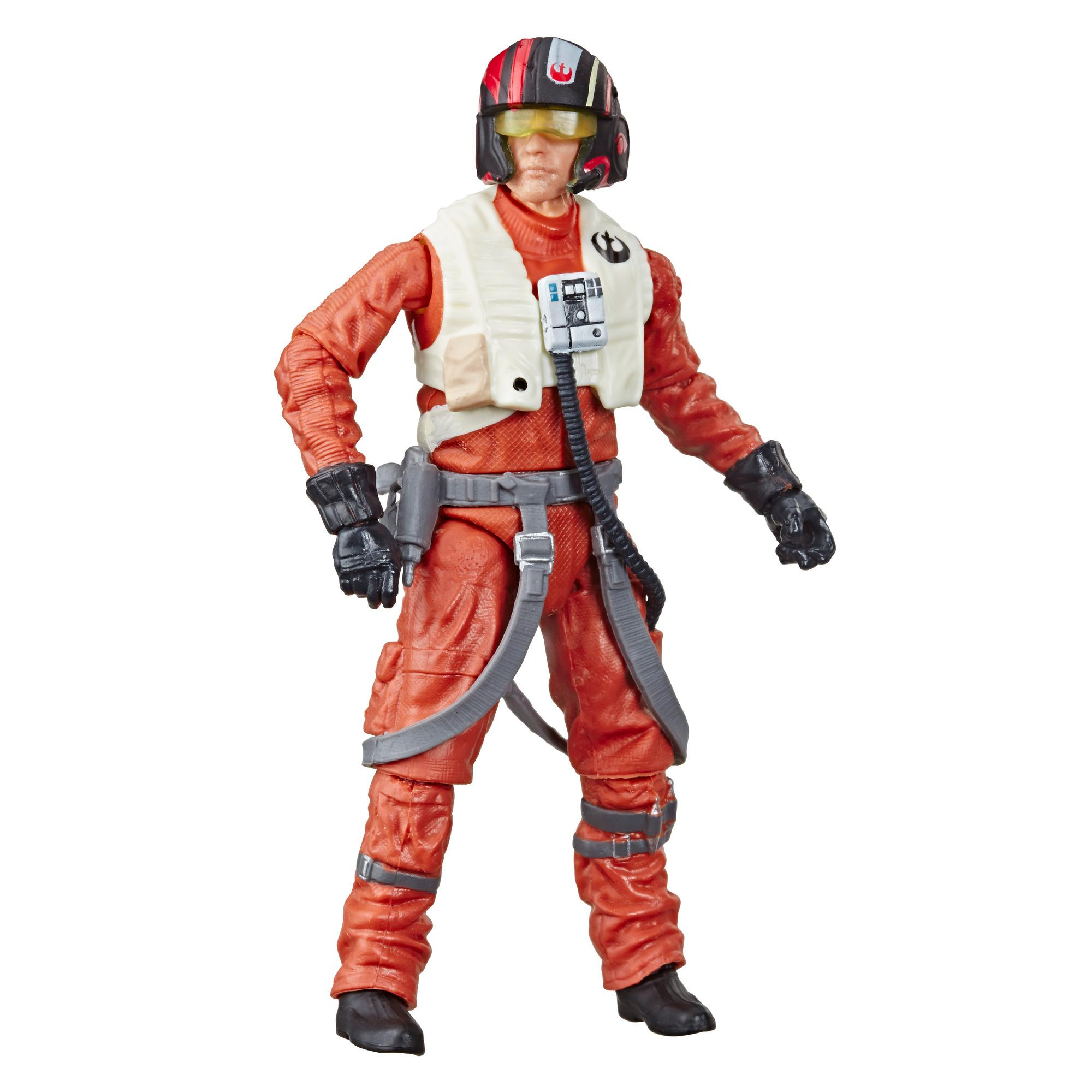 Star Wars The Vintage Collection Star Wars: The Force Awakens Poe Dameron Toy, 3.75-inch Scale Figure, Ages 4 and Up