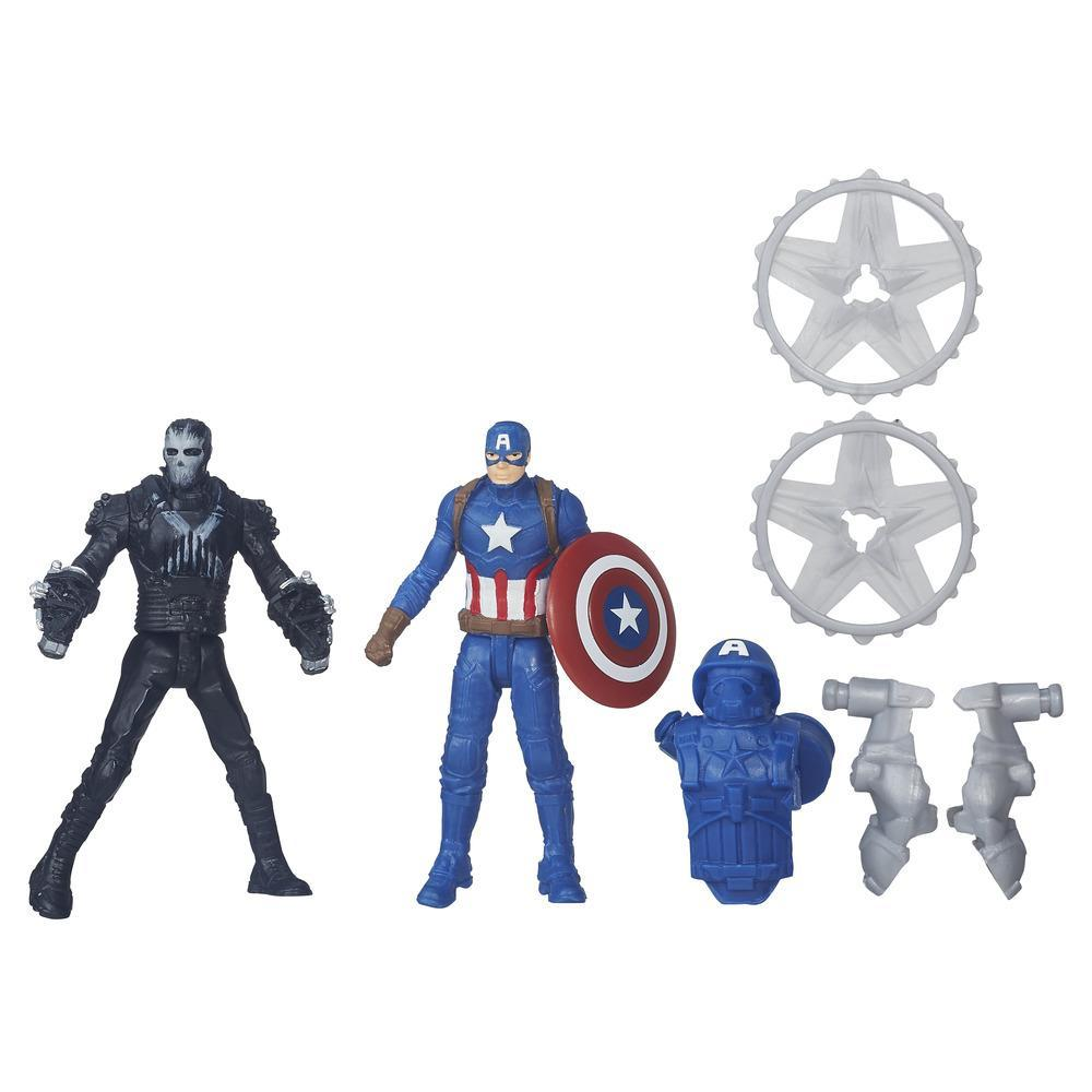 Marvel Captain America: Civil War Captain America v. Marvel's Crossbones