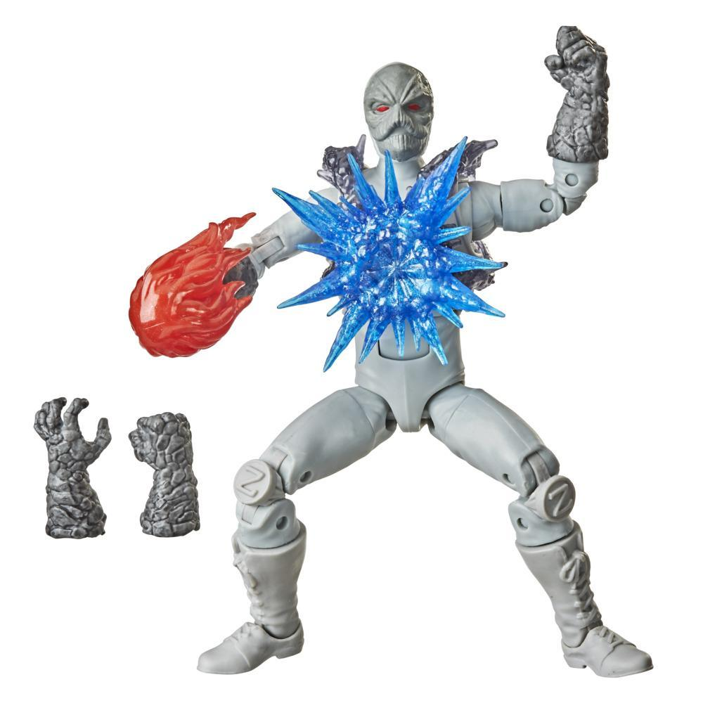 Power Rangers Lightning Collection Zeo Z Putty 6-Inch Premium Collectible Action Figure Toy with Accessories