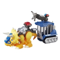 Playskool Heroes Chomp Squad Officer Lockup