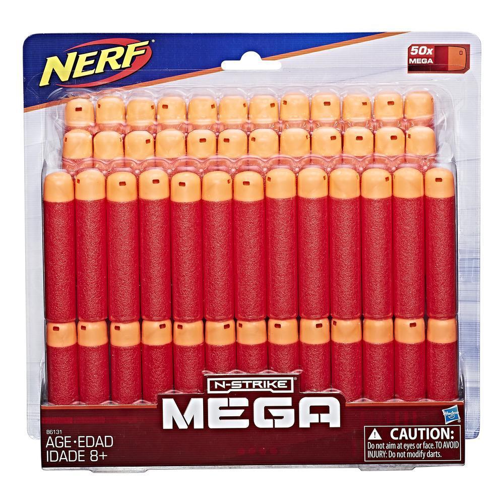 Nerf N-Strike Mega Dart Refill (50 pack)