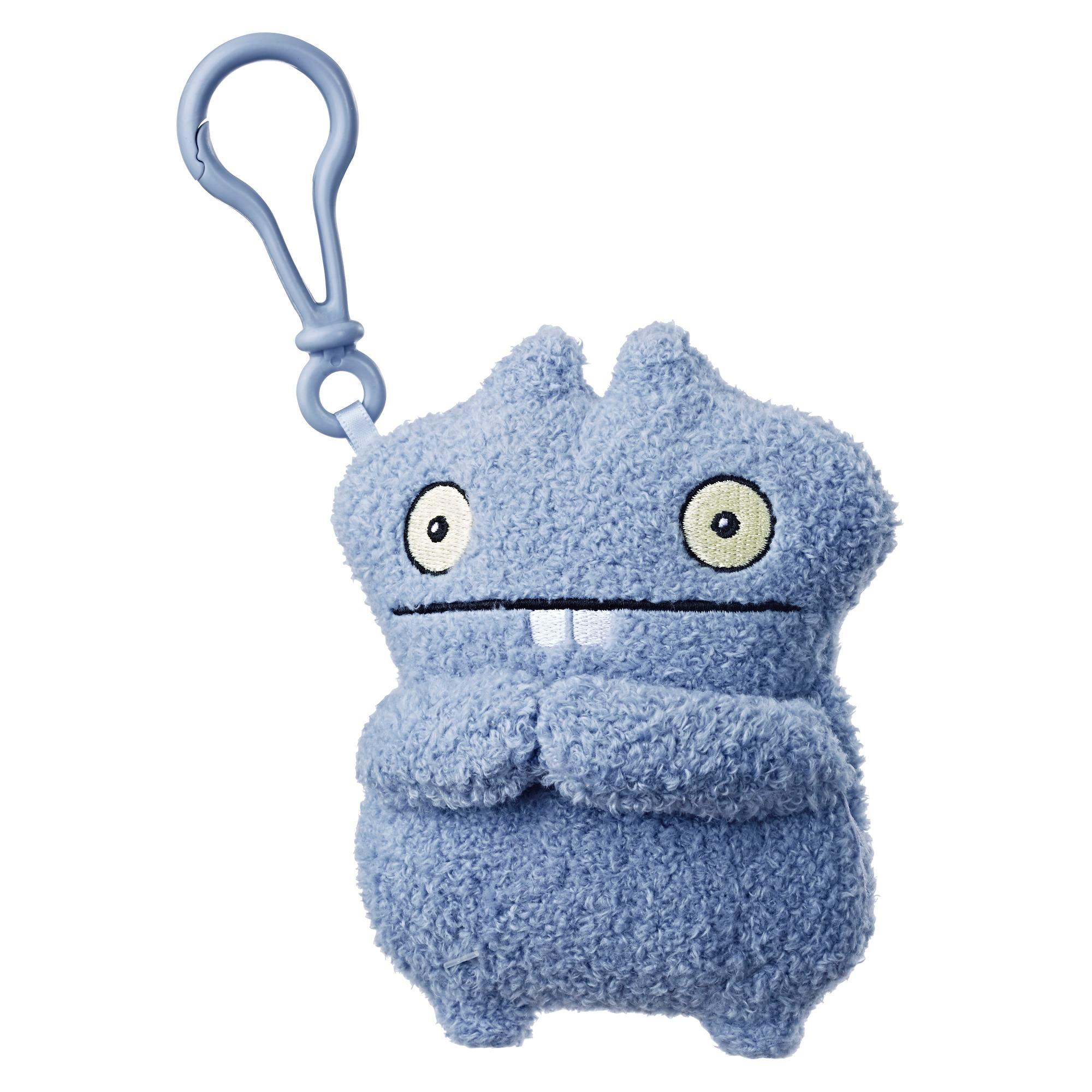 UglyDolls Babo To-Go Stuffed Plush Toy, 5 inches tall