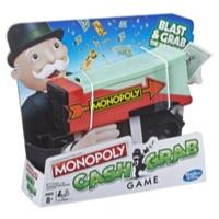 Monopoly Cash Grab Game