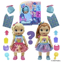 Baby Alive Baby Grows Up (Happy) - Happy Hope or Merry Meadow, Growing, Talking Baby Doll Toy, Surprise Accessories
