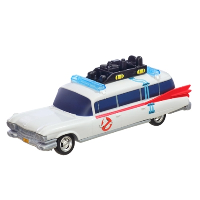 Ghostbusters Movie Ecto-1 Vehicle Toy for Kids Ages 4 and Up Classic Car for Kids, Collectors, and Fans
