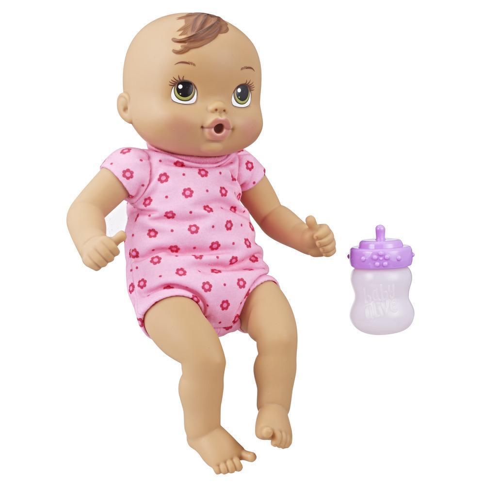 Baby Alive Luv 'n Snuggle Baby (BRN Hair)