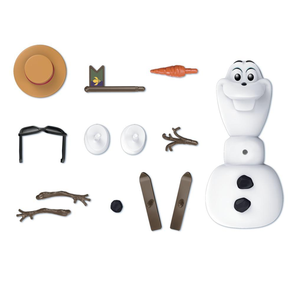 Disney's Frozen 2 Silly Charades Olaf Toy for Kids Ages 3 and Up