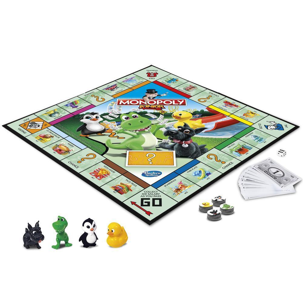 Monopoly Junior Game