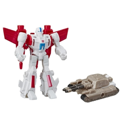 Transformers Toys Cyberverse Spark Armor Jetfire Action Figure Product