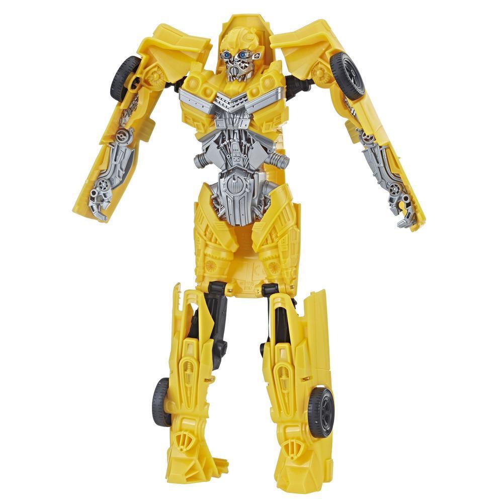 Transformers: Bumblebee -- Titan Changers Bumblebee