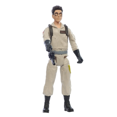 Ghostbusters Egon Spengler Toy 12-Inch-Scale Collectible Classic 1984 Ghostbusters Figure, Toys for Kids Ages 4 and Up