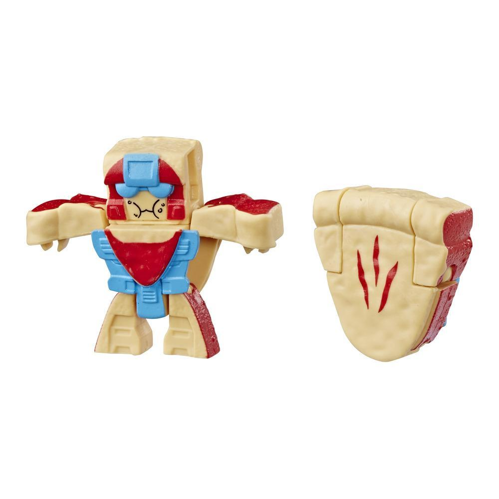Transformers BotBots Toys Bakery Bytes Mystery 5-Pack Series 1 -- Collectible Color Change Figures!