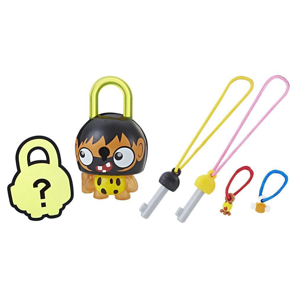 Lock Stars Basic Assortment Caveman–Series 1 (Product may vary)