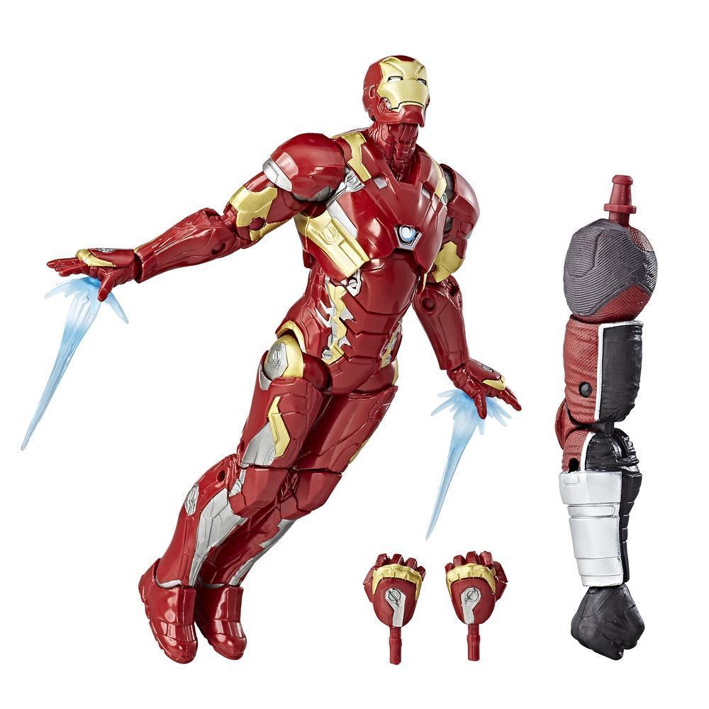 Marvel Avengers 6-Inch Legends Series Iron Man Mark