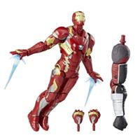 Marvel Avengers 6-Inch Legends Series Iron Man Mark