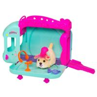 FURREAL FRIENDS FURRY FRENZIES ZOOMIN' STAGE Playset