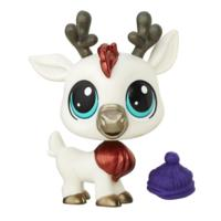 Littlest Pet Shop Single Pet Antlers Tuktu