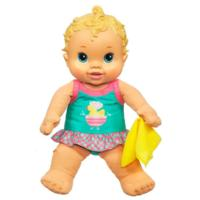 BABY ALIVE 1st FOR ME BABY ALIVE SPLASH 'N GIGGLE Doll