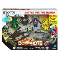 TRANSFORMERS BOT SHOTS Battle game Battle For The Matrix