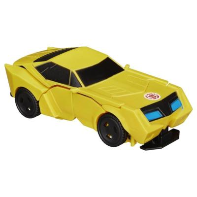 Transformers Robots in Disguise One-Step Warriors Bumblebee Figure