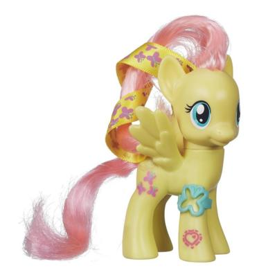 My little pony cutie mark magic fluttershy figure playsets for ages