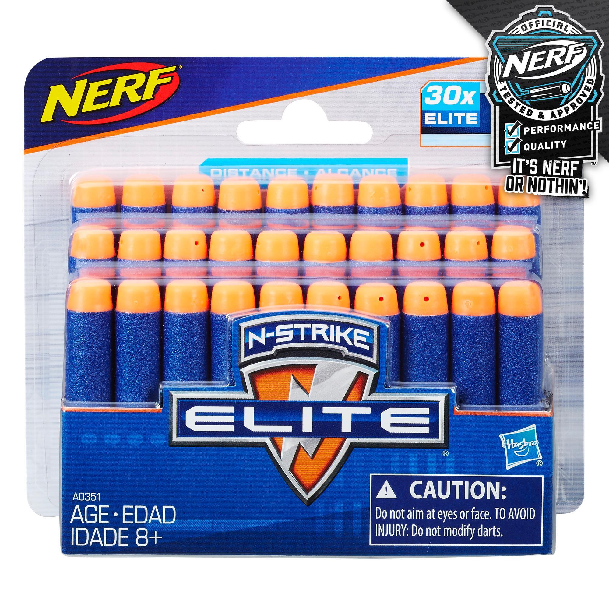Nerf N-Strike Elite Dart Refill (30 pack)