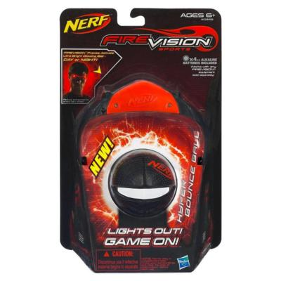 NERF FIREVISION Sports Hyper Bounce Ball