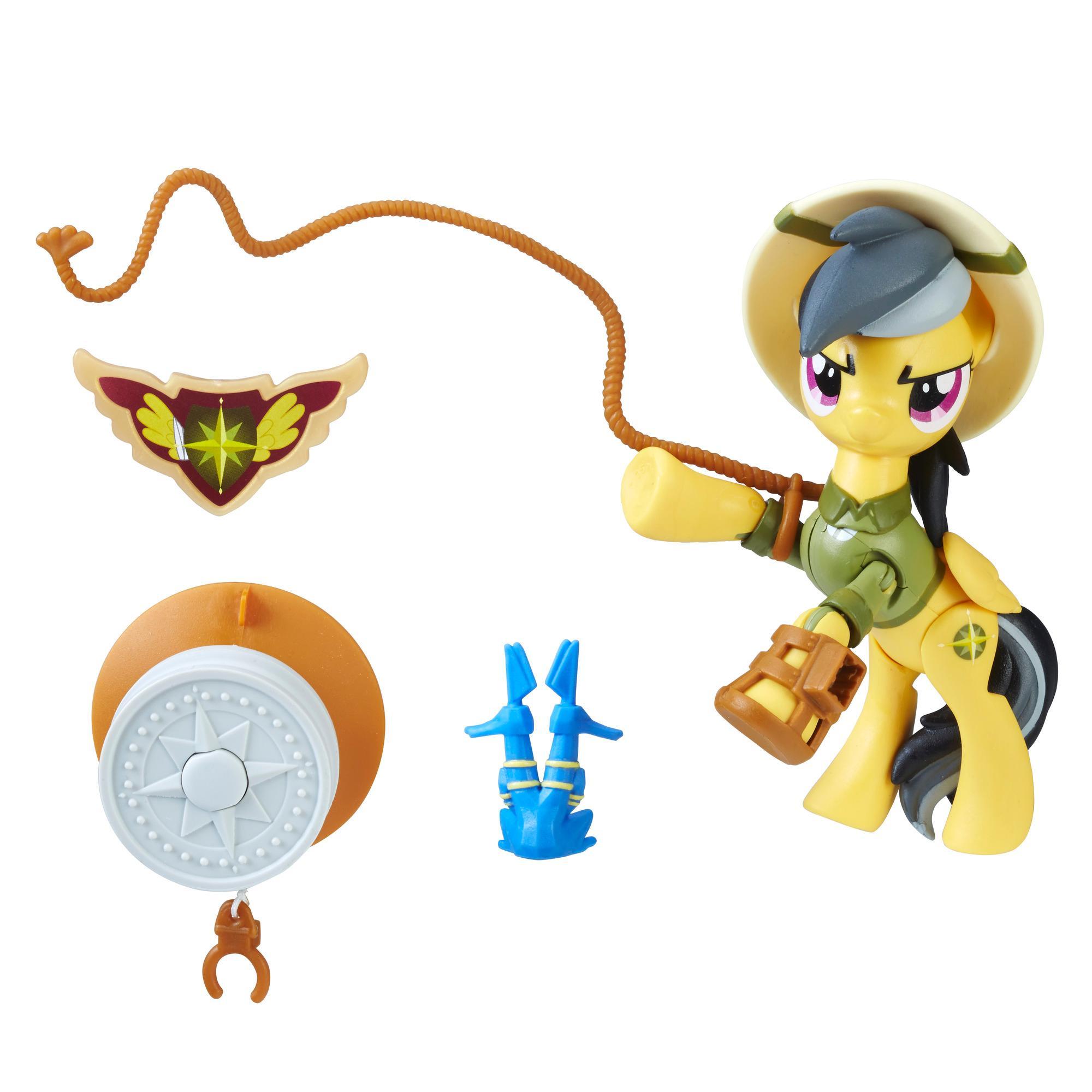 My Little Pony Guardians of Harmony Daring Do Dazzle Figure