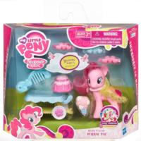 MY LITTLE PONY BRIDLE FRIENDS PINKIE PIE Pony Figure