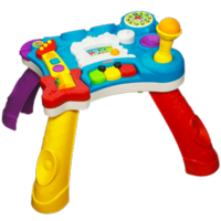 PLAYSKOOL SIT TO STAND MUSIC SKOOL