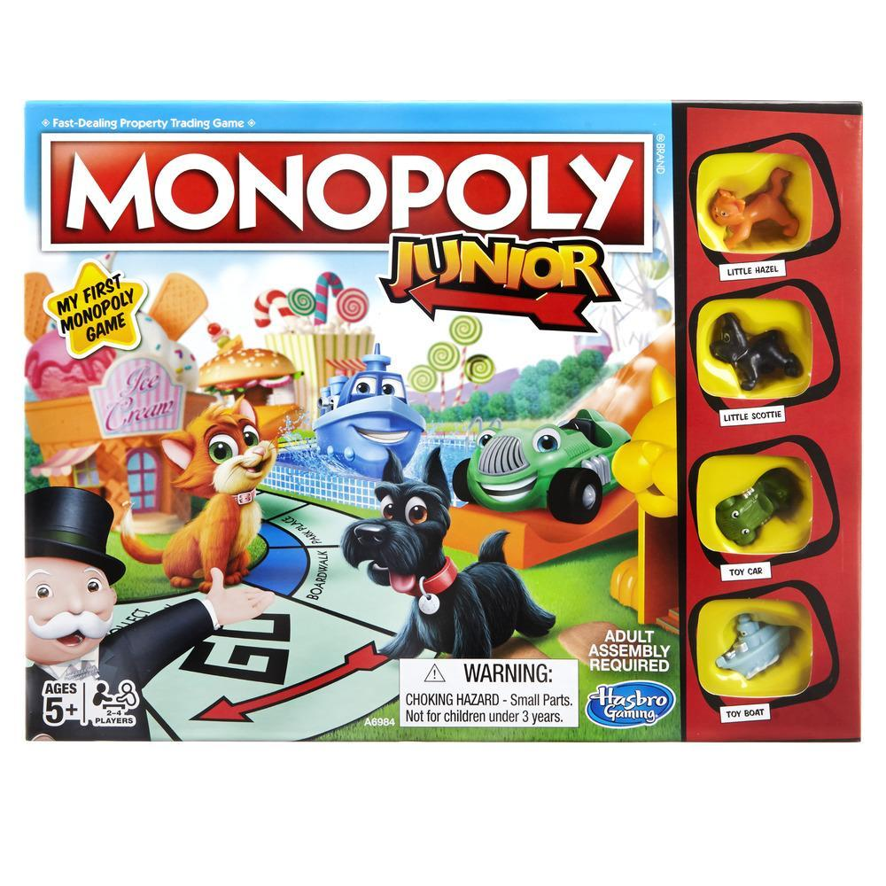 Monopoly Junior Game Eb700c54 5056 9047 F549 C3ba86cb916f