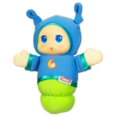 PLAYSKOOL BUSY BASICS LULLABY GLOWORM (Blue)