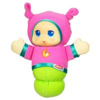 PLAYSKOOL BUSY BASICS LULLABY GLOWORM (Pink)