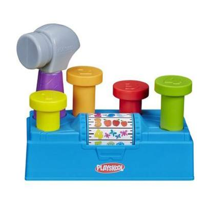 Playskool Tap 'n Spin Toolbench Toy
