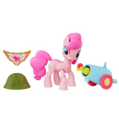 My Little Pony Guardians of Harmony Pinkie Pie Figure