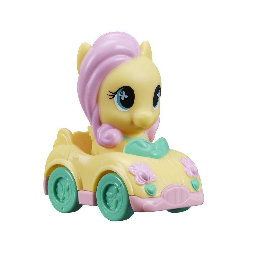 Playskool Friends My Little Pony Fluttershy Figure and Car