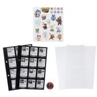Yo-kai Watch S2 Series 1 Yo-kai Medallium Collection Book Pages (Fall w-1)