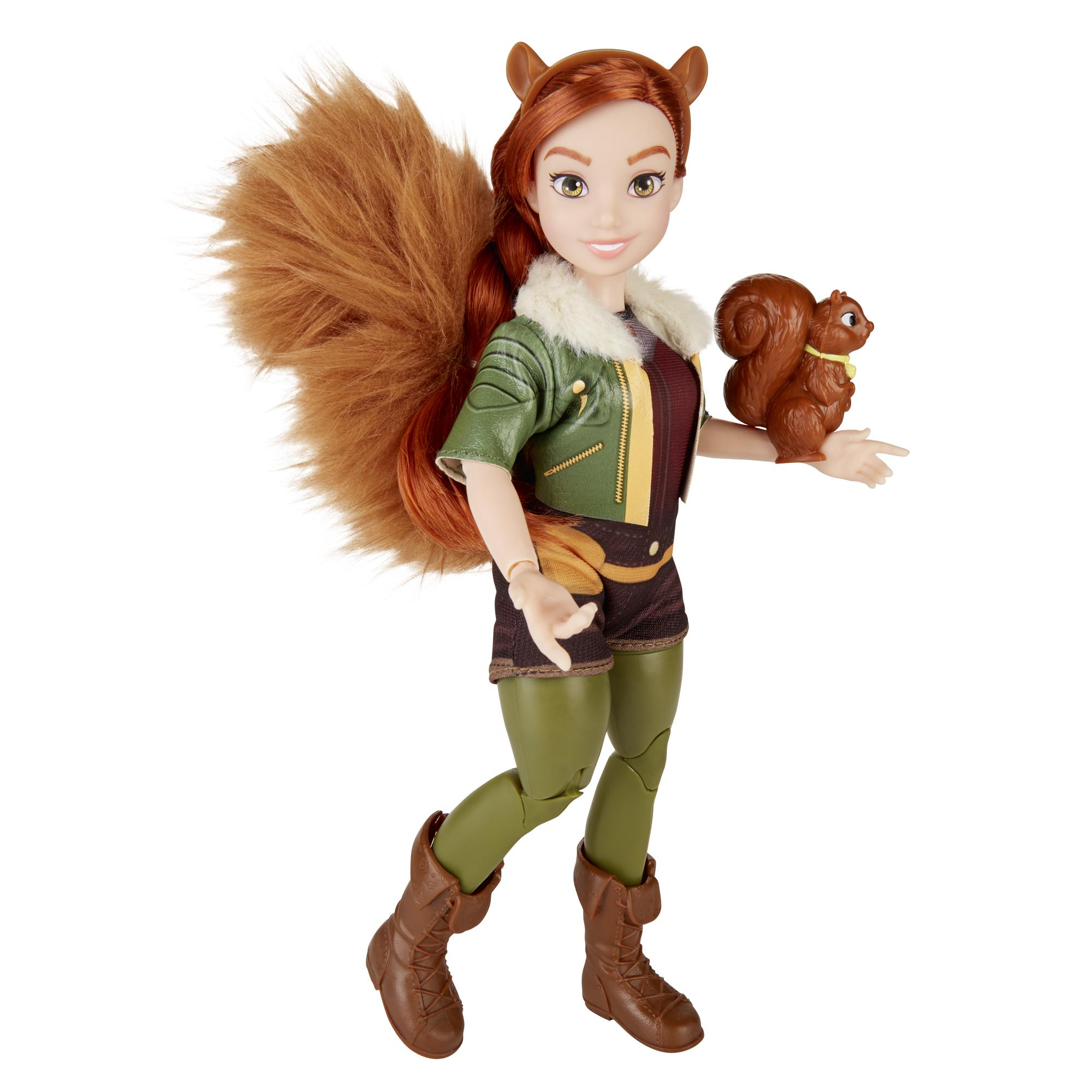 Marvel Rising Secret Warriors Squirrel Girl Hero Doll