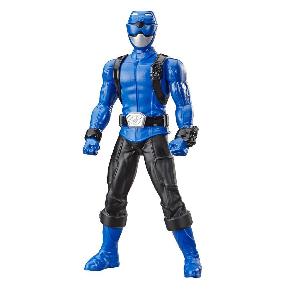 Power Rangers Beast Morphers Blue Ranger Figure