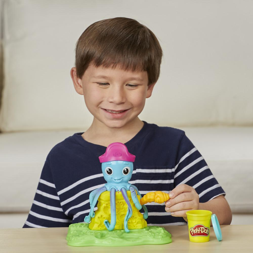 Play-Doh Cranky the Octopus