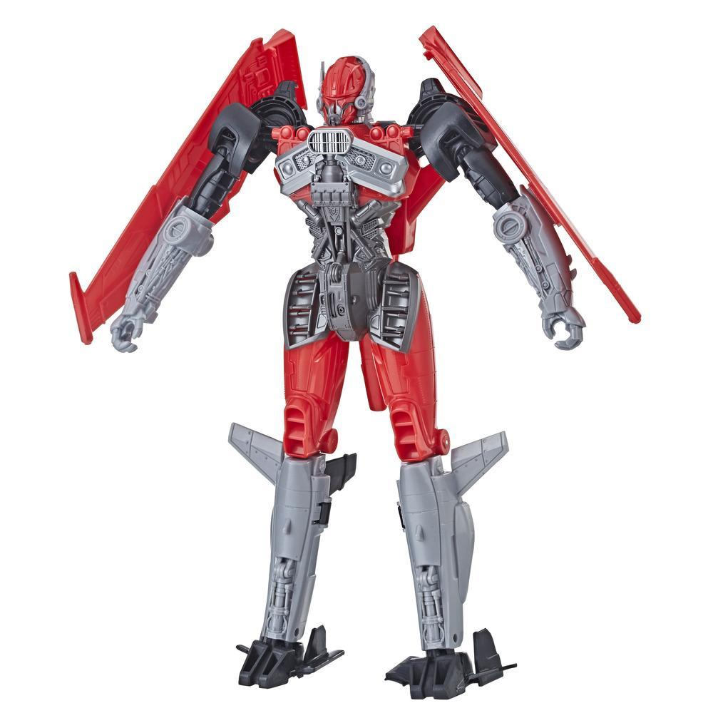 Transformers: Bumblebee -- Titan Changers Shatter