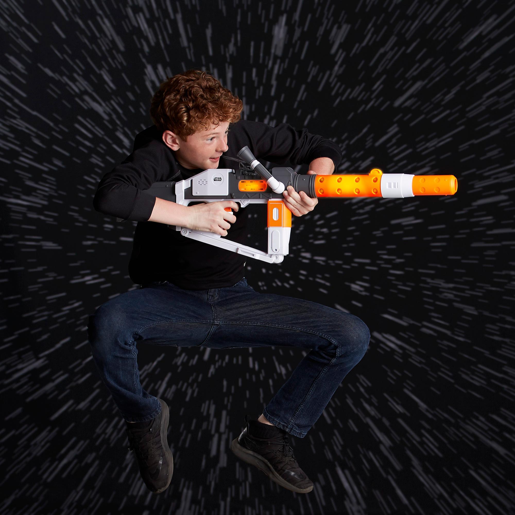 Star Wars Nerf First Order Stormtrooper Deluxe Blaster