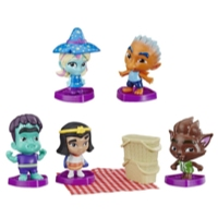 Netflix Super Monsters Collectible 3-Inch 5-Figure Set