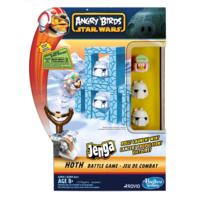 ANGRY BIRDS STAR WARS JENGA HOTH Battle Game