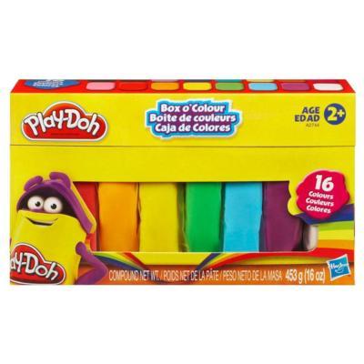 PLAY-DOH Box o'Colour Set