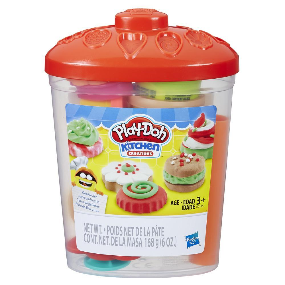 Play-Doh Kitchen Creations Cookie Jar
