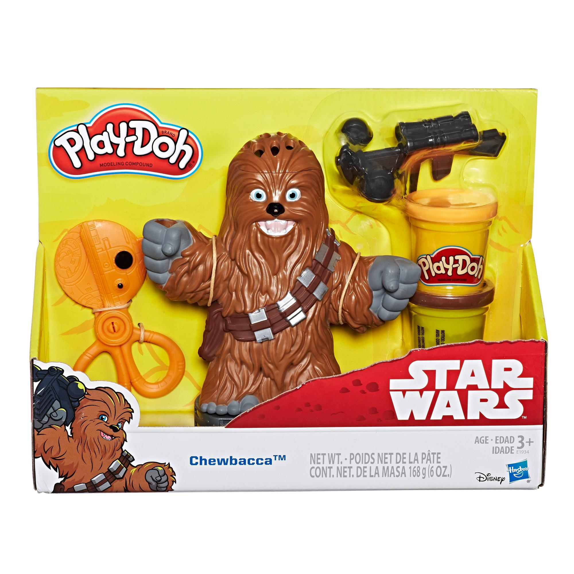 Play-Doh Star Wars Chewbacca