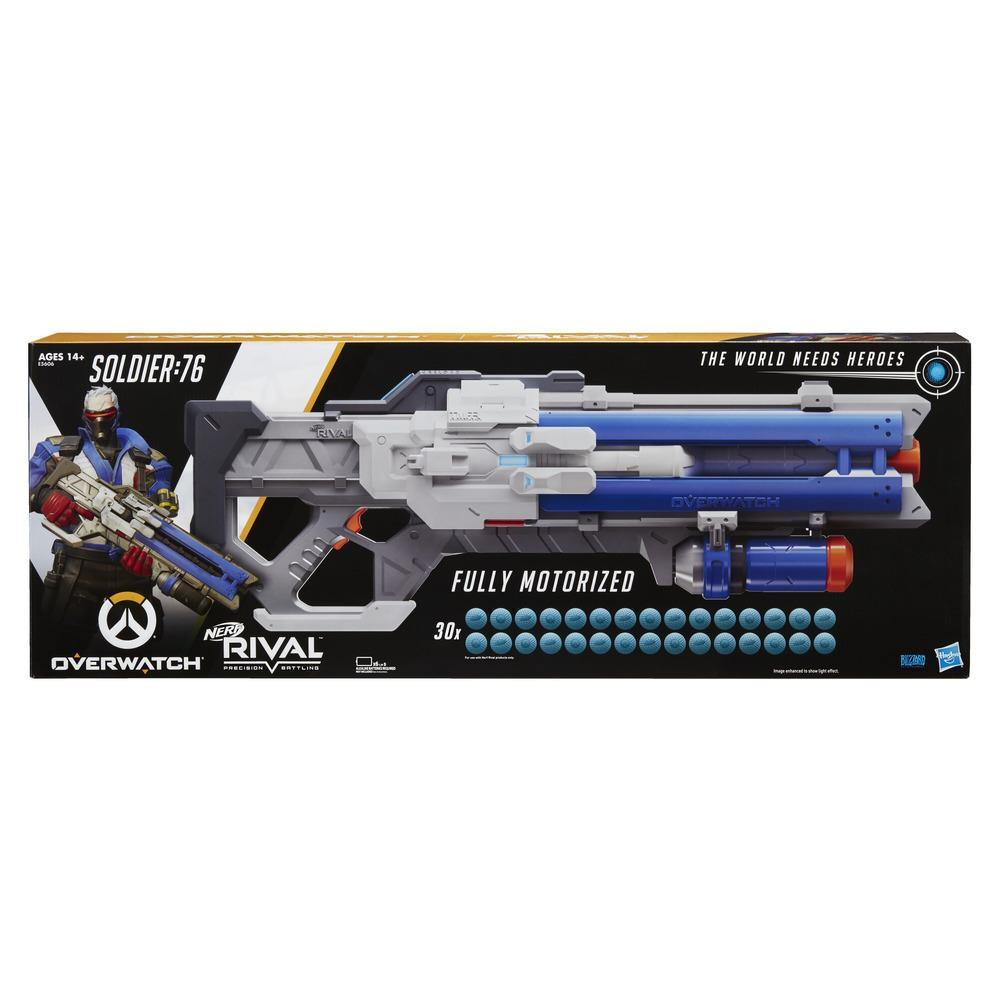 Overwatch Soldier: 76 Nerf Rival Blaster
