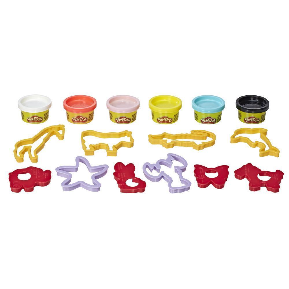 Play-Doh Fundamentals Animals Tool Set